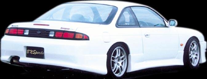 BN Sports 240SX 200SX