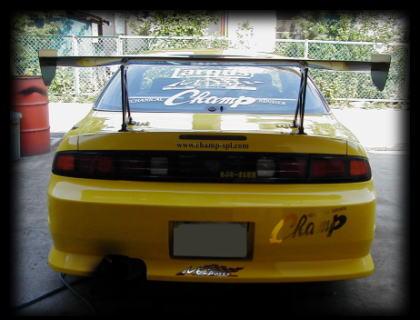 Champ SPL S14a 240SX 200SX