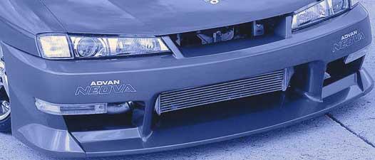 DRFT front bumper s14