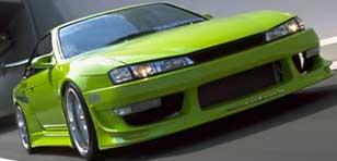 Vertex 240SX