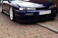 nissan s14 front