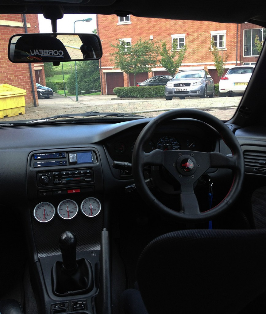 s14 interior
